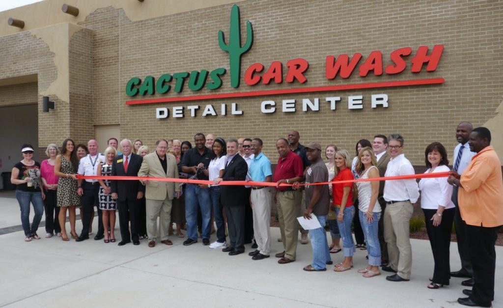 Cactus Car Wash Douglasville Ga