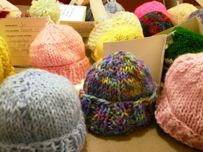 Durham Fair Seeks Knitters For Chemo Cap Project The Haddams Ct Patch