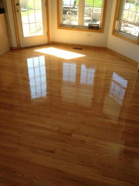 When Is It Time To Refinish Your Hardwood Floors Tinley