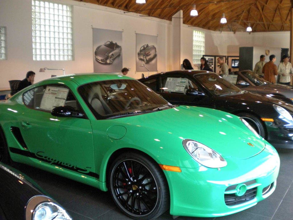 Porsche Of Westwood >> Beverly Hills Porsche Is Moving To Westwood Westwood Ca Patch