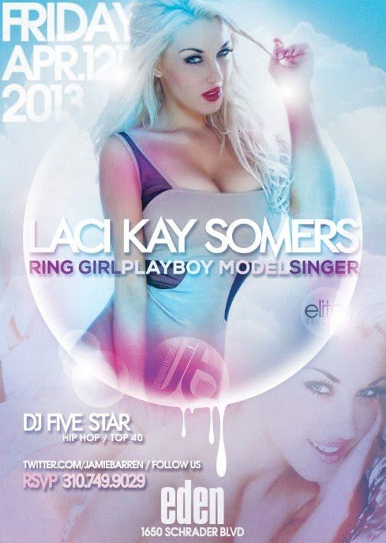 Somers playboy kay laci Laci Kay