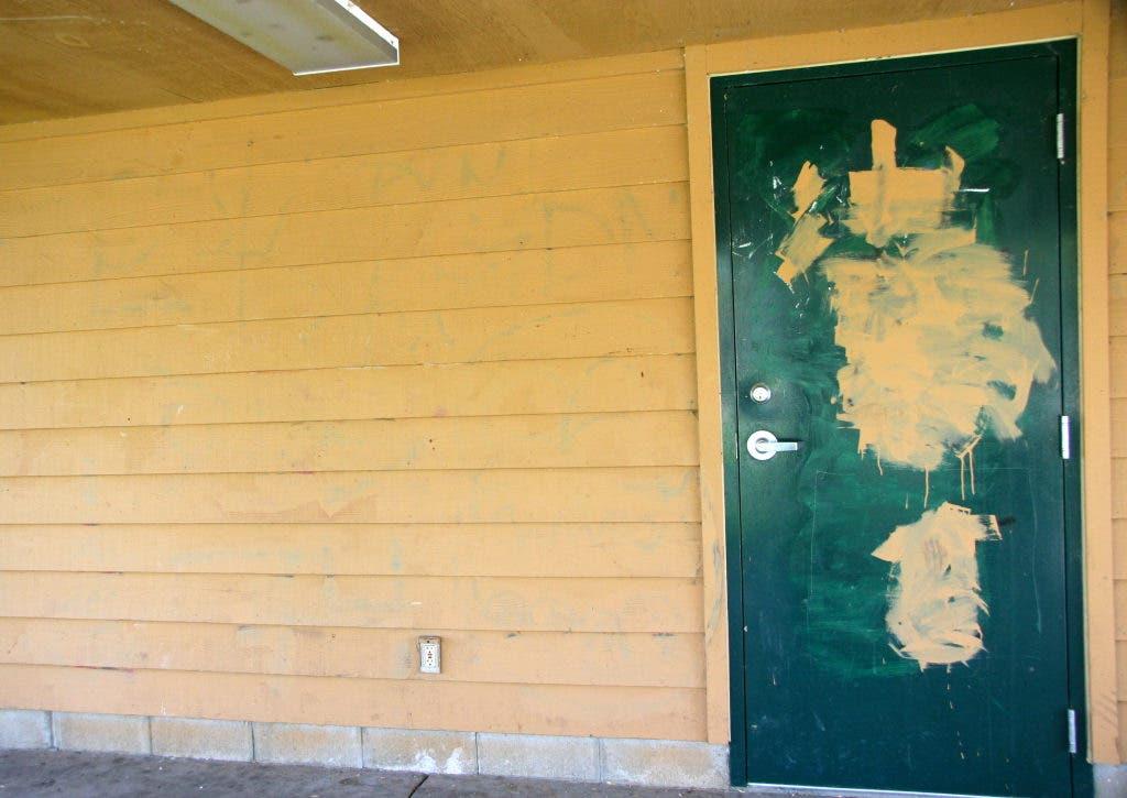 Rash of Gang Graffiti Shows Up Around Shakopee | Shakopee, MN Patch