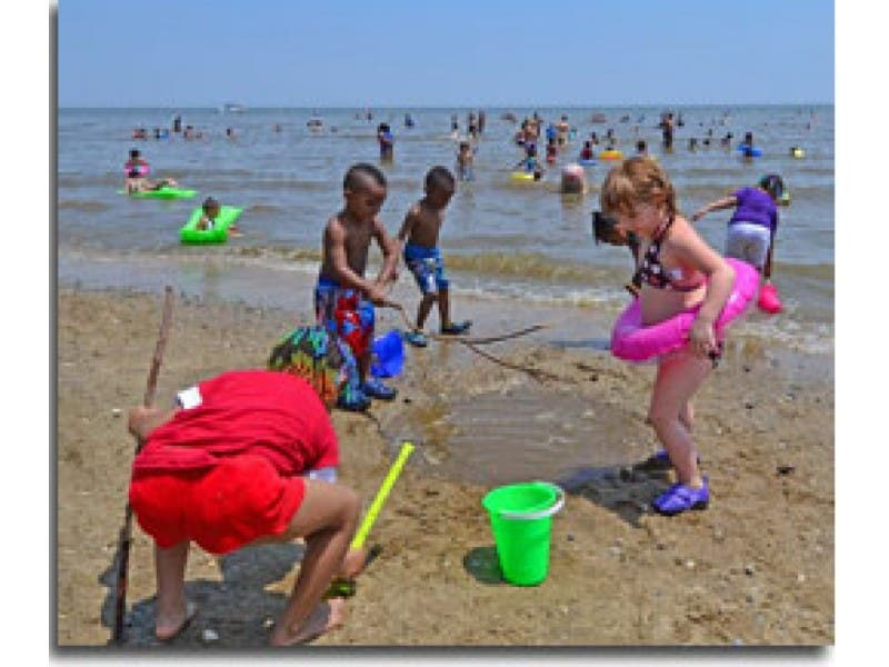 Baltimore County Offers Beaches Without The Drive