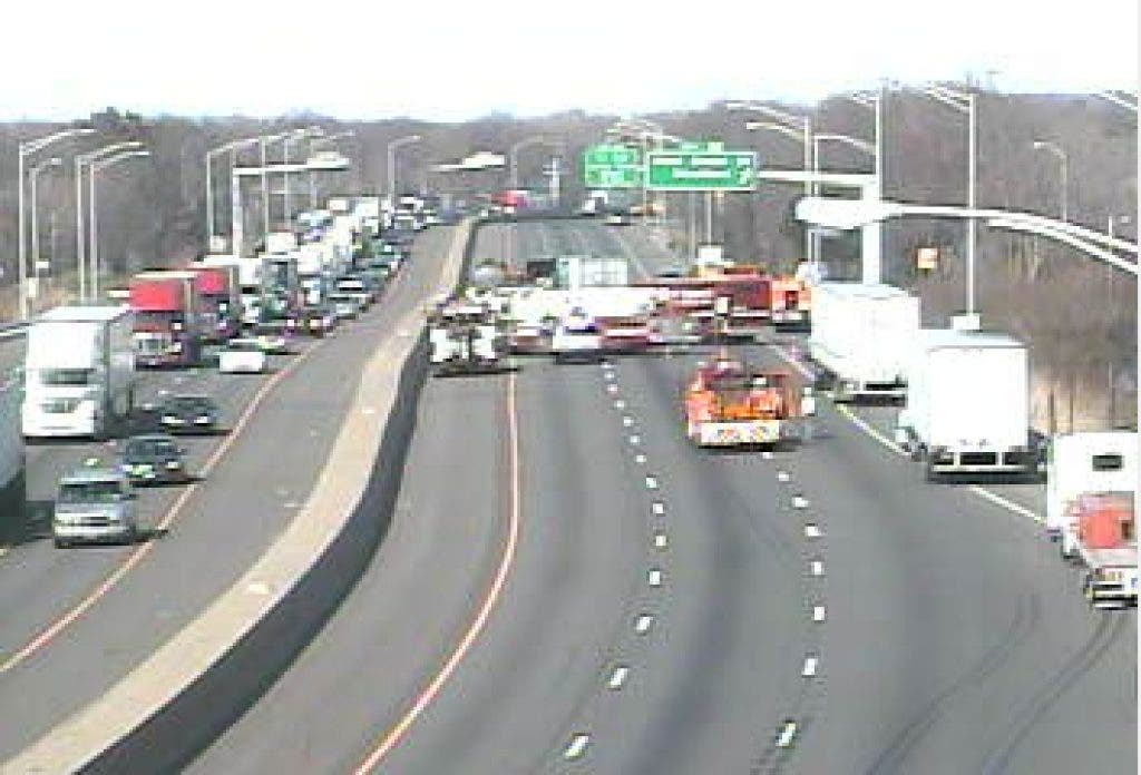 Reported Fatal Accident on I-95 Northbound Cleared