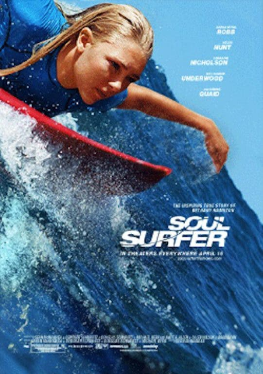 Soul Surfer Free Movie Showing Gaithersburg Md Patch