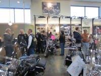 Hundreds Bid Harley Davidson Dealer Farewell 7