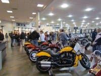 Hundreds Bid Harley Davidson Dealer Farewell 5