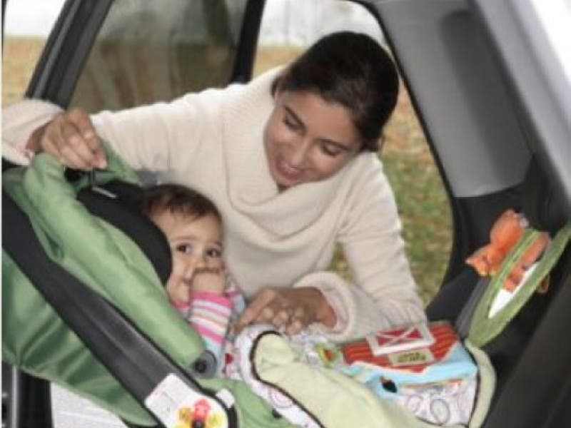 AAA Michigan To Host Child Safety Seat Inspection Saturday