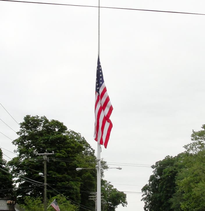 Flags Ordered To Half-Staff In Honor Of Sen. George Hart