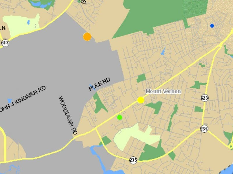 Dom Va Power Outage Map Pseg Outage Map on