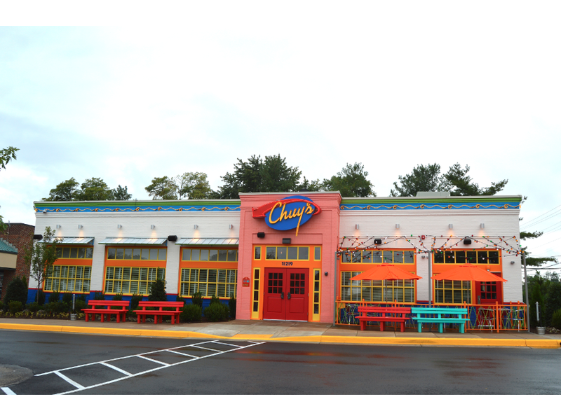 Chuys Mexican Food Restaurant Opens Tuesday On Lee Highway