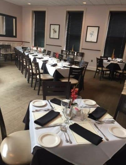 Italian President Dines Sunday In Old Town Alexandria Old