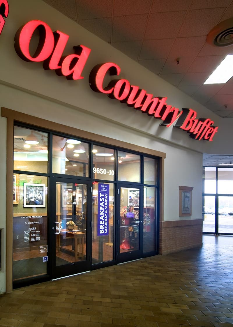 Astonishing Old Country Buffet Closes At Fair City Mall Fairfax City Beutiful Home Inspiration Semekurdistantinfo