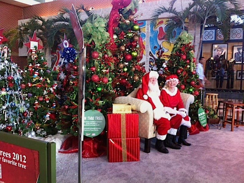 Why Wait in Line? Santa Claus Fast Pass at Westfield Brandon