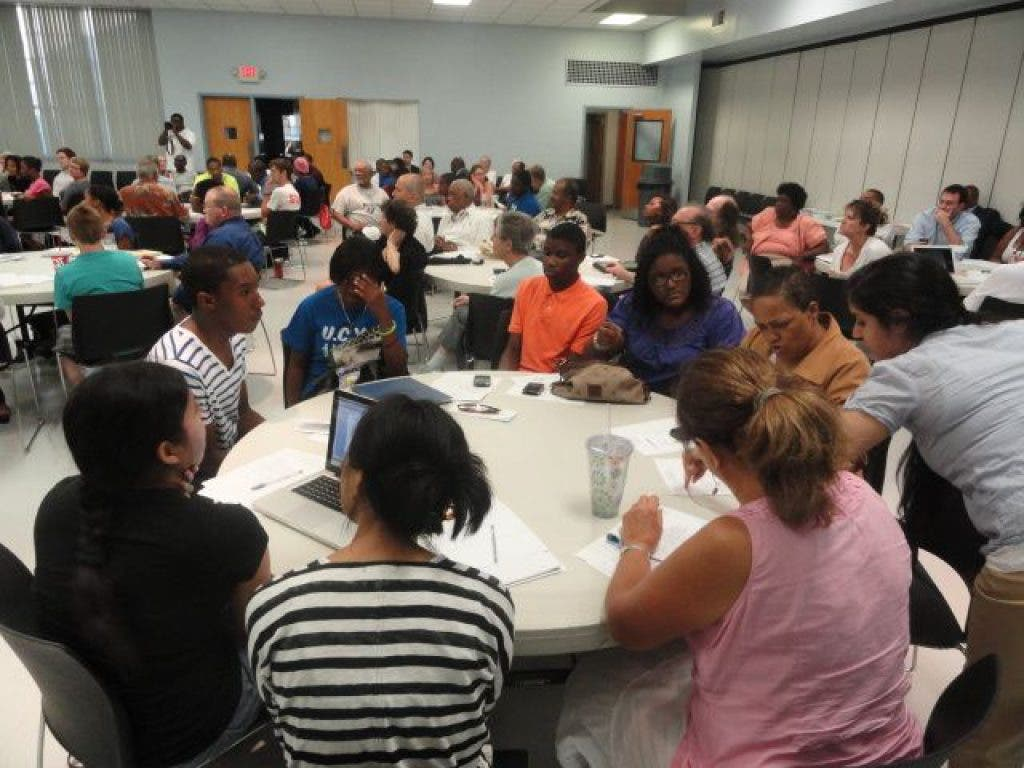 Big Turnout for U City Youth Forum | University City, MO Patch