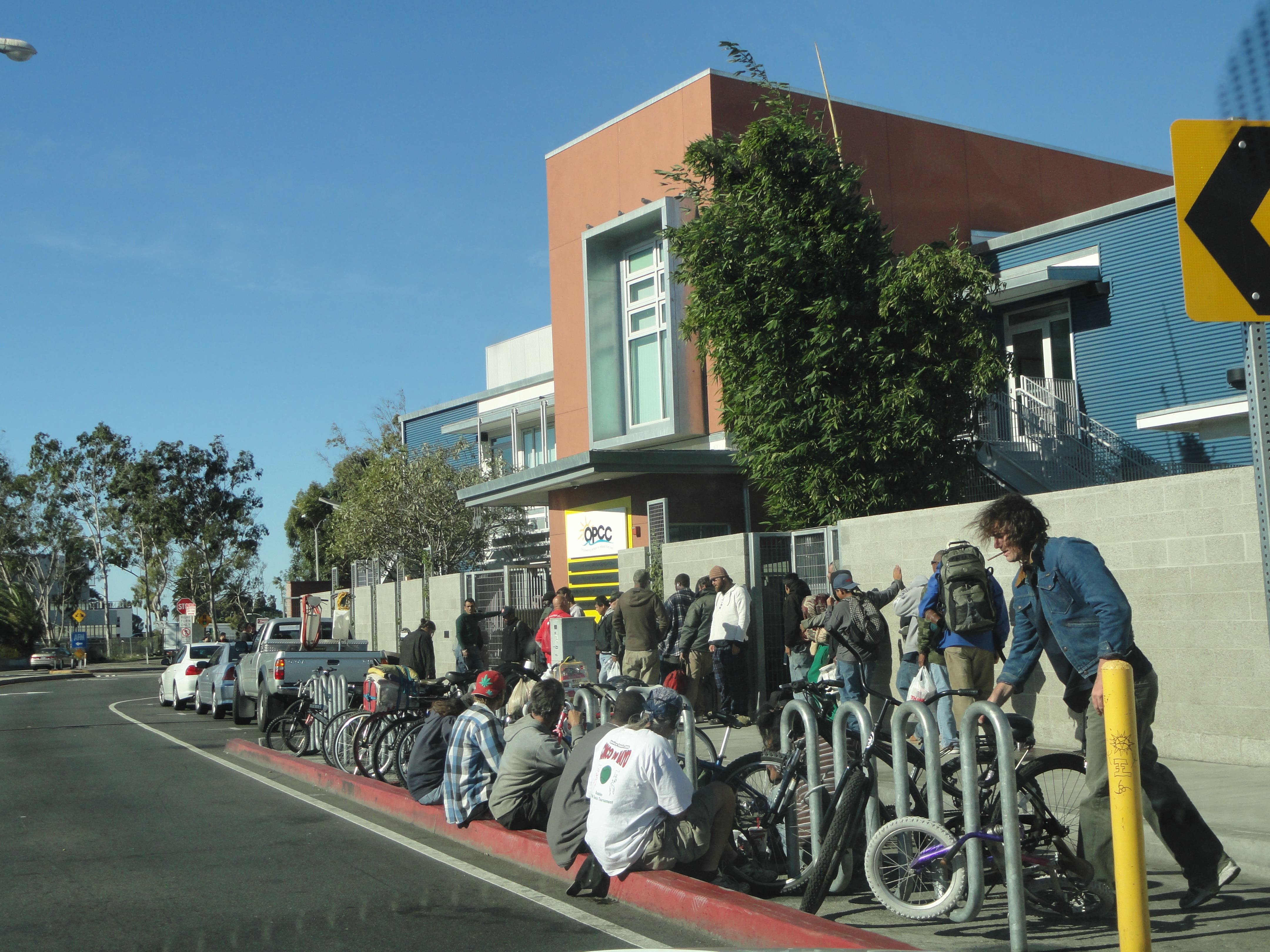 Number of Homeless People in Santa Monica Stayed Static in