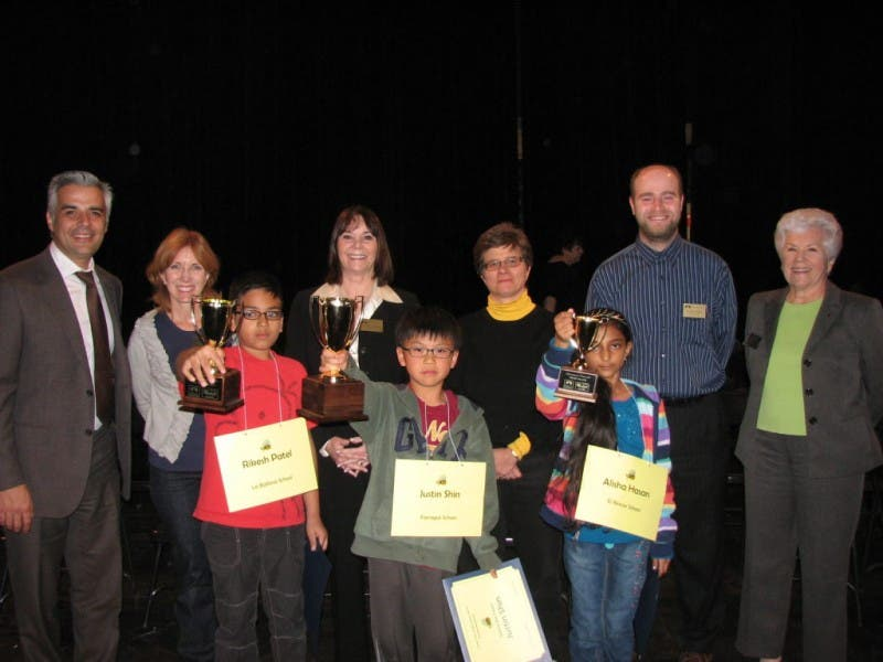 Farragut Elementary Student Wins Culver City Unified School District