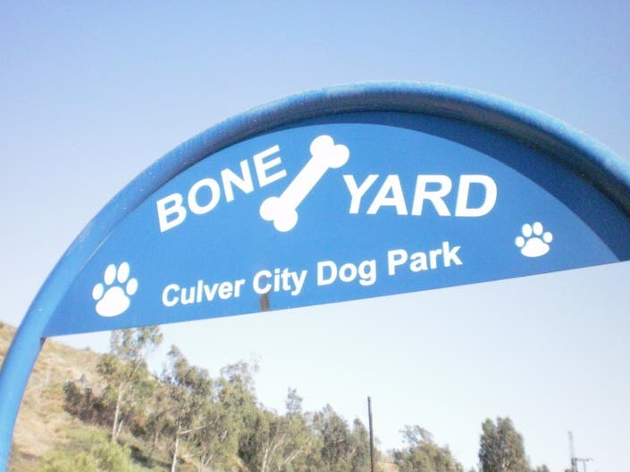 Culver City Boneyard Dog Park Closed Tuesday for Light Pole