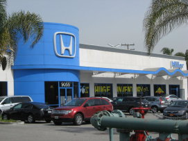 Culver City Honda Service >> Ken Garff Automotive Group Acquires Culver City Honda And