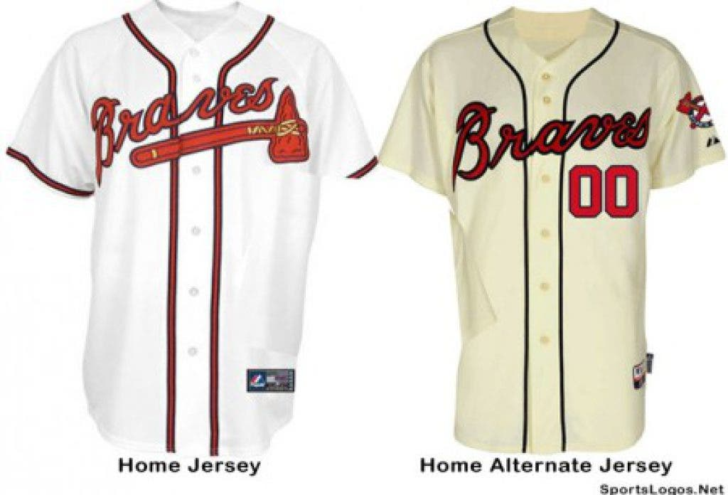 new arrival 9bc55 d36c0 POLL: New Atlanta Braves Uniforms; Share Your Thoughts ...