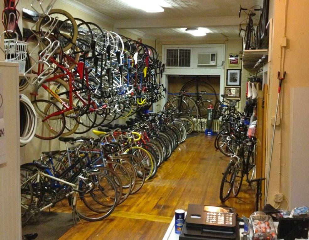 The Old Bike Shop Opens in Arlington | Arlington, VA Patch