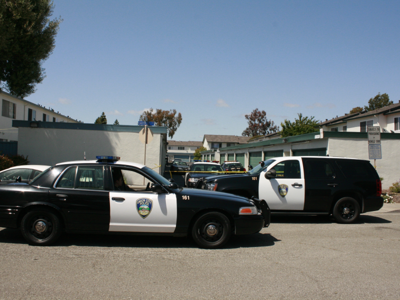 Union City Police Blotter: Armed Robber Shoots at Woman with