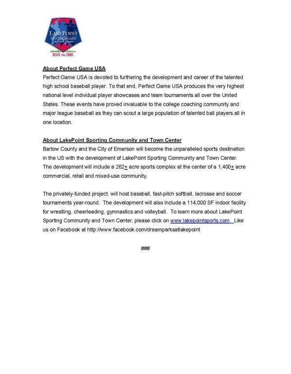 LakePoint To Bring 20 Restaurants   Cartersville, GA Patch