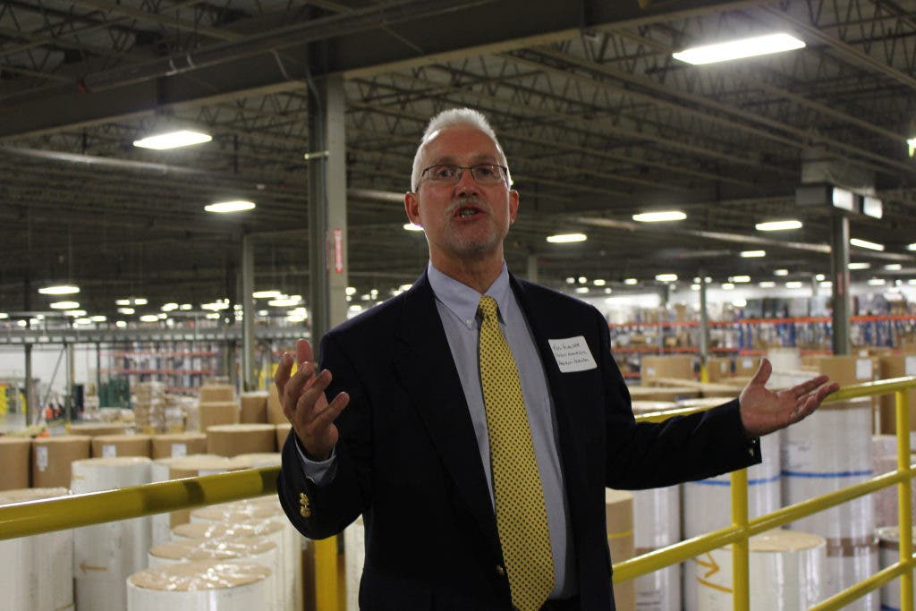 Paper Company Brings Investment Jobs To Norcross Norcross Ga Patch
