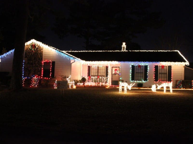 Top 10 Christmas Light Shows in Georgia - Top 10 Christmas Light Shows In Georgia Norcross, GA Patch
