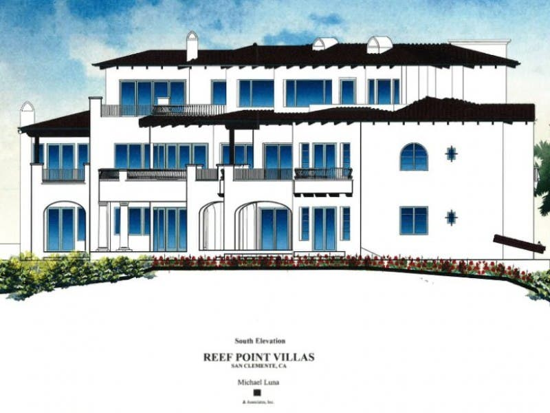 3 story residential project approved for arenoso san clemente ca