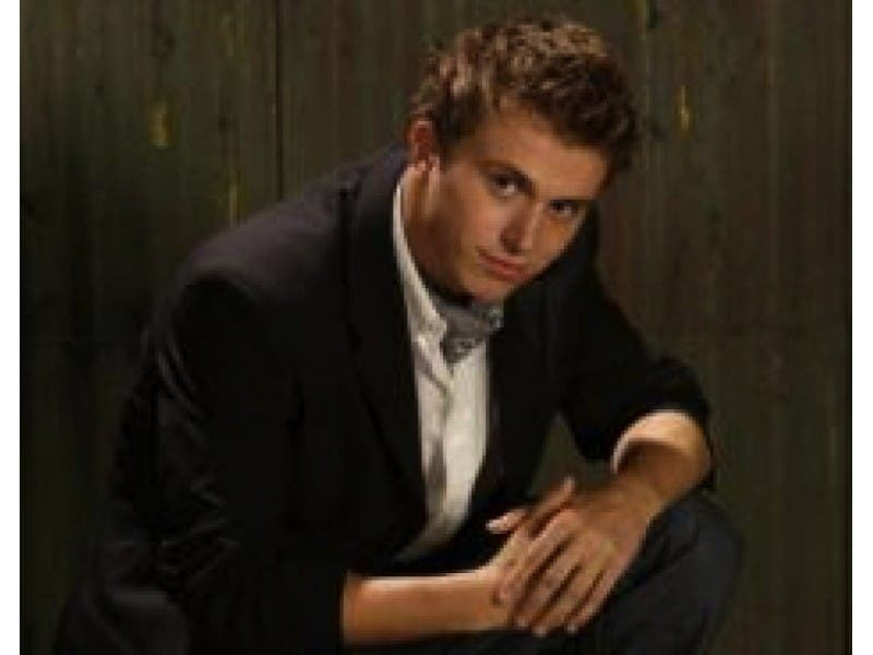 Kenny Wormald Plugs One Human Race And Stoughton In Kiss 108