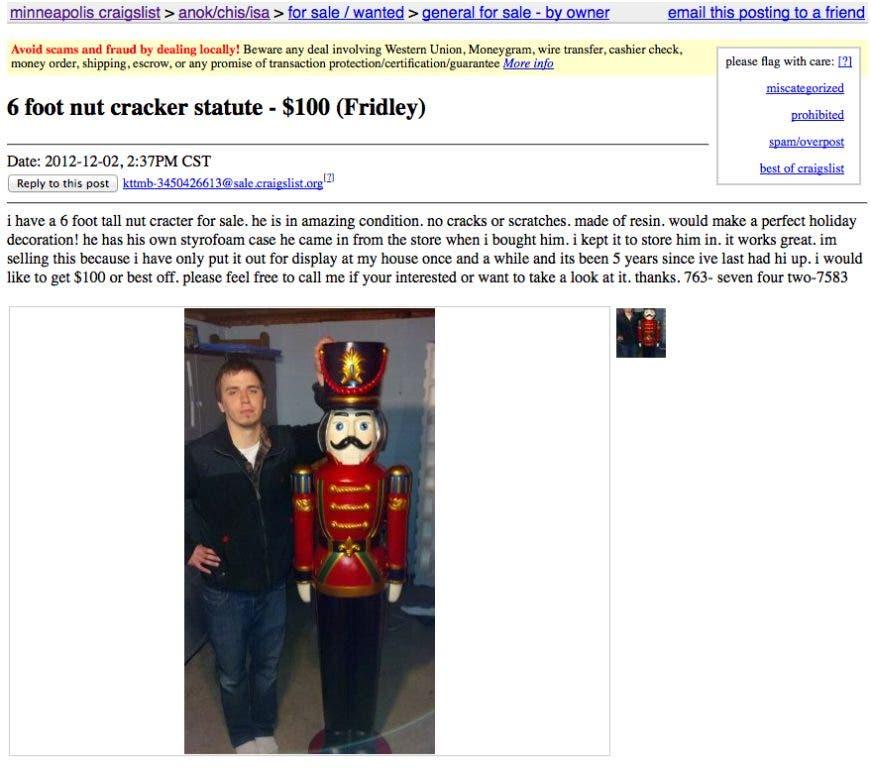 Craigslist dating Minneapolis