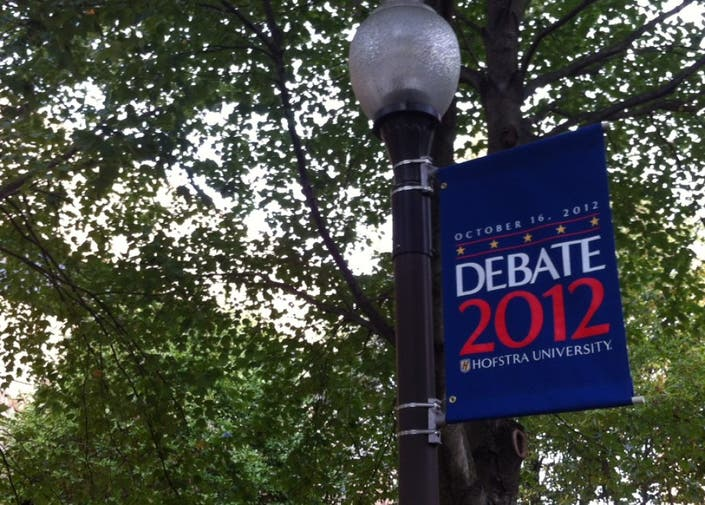 what time is the presidential debate tonight - photo #46