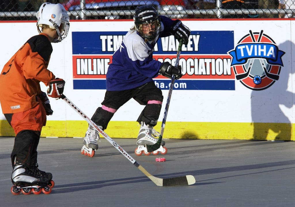 Street Hockey League's First Month Sees Big Growth