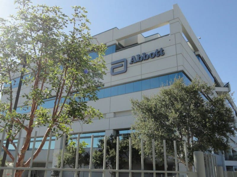 Abbott Labs First In Foreign Trade Zone