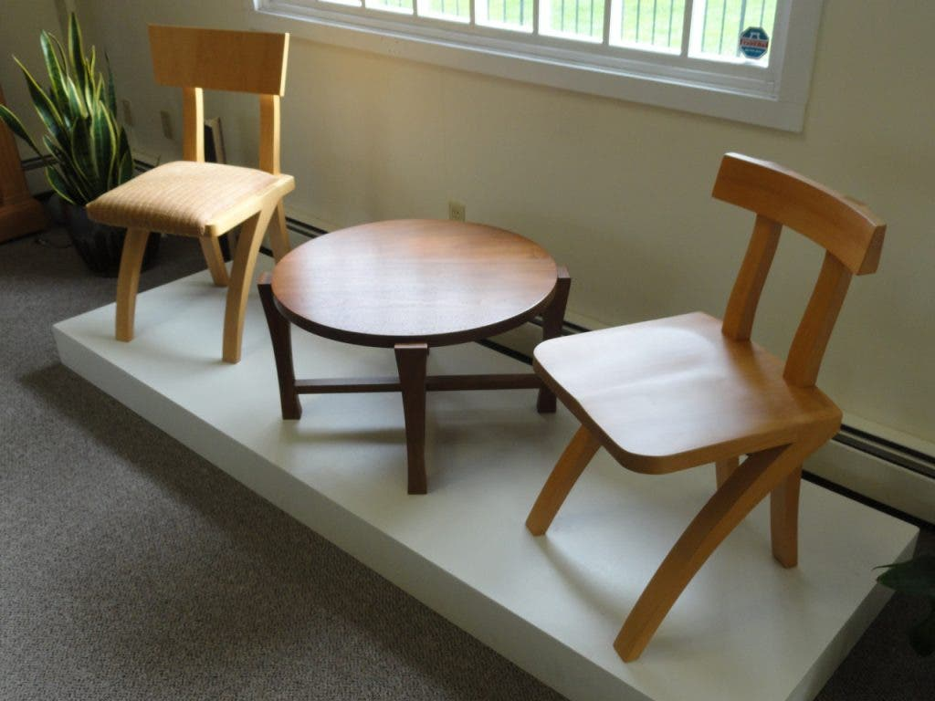 Bon ... Granby Native Paul Hahn A Master Craftsman Of Furniture 3 ...