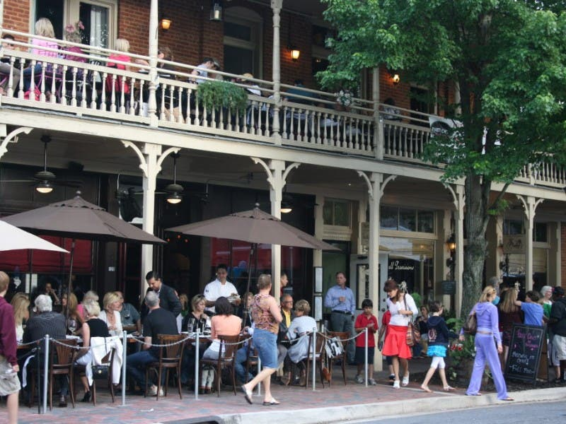 How Would You Rate These Canton Street Restaurants In Roswell