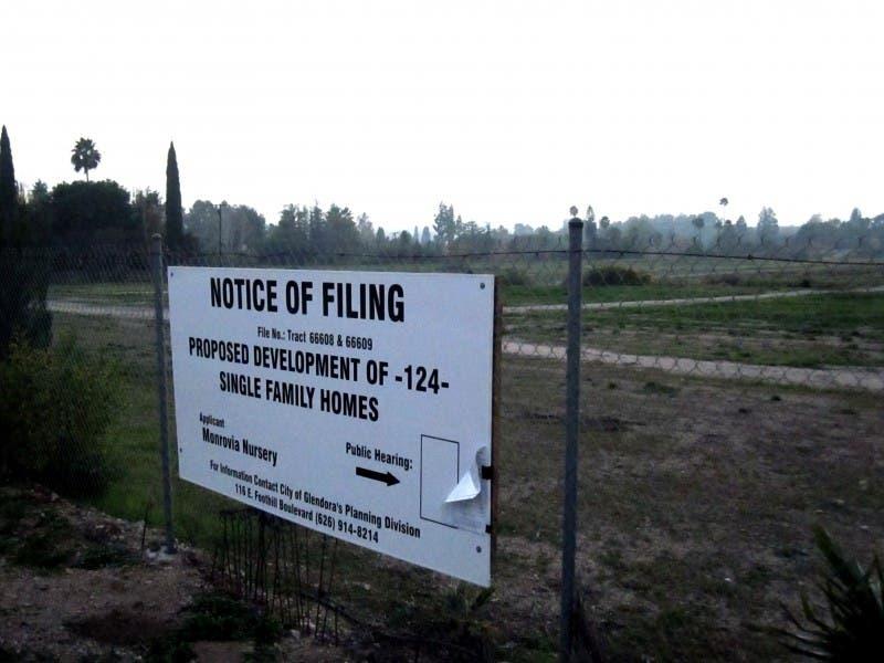 Public Outcry Over Monrovia Nursery Site