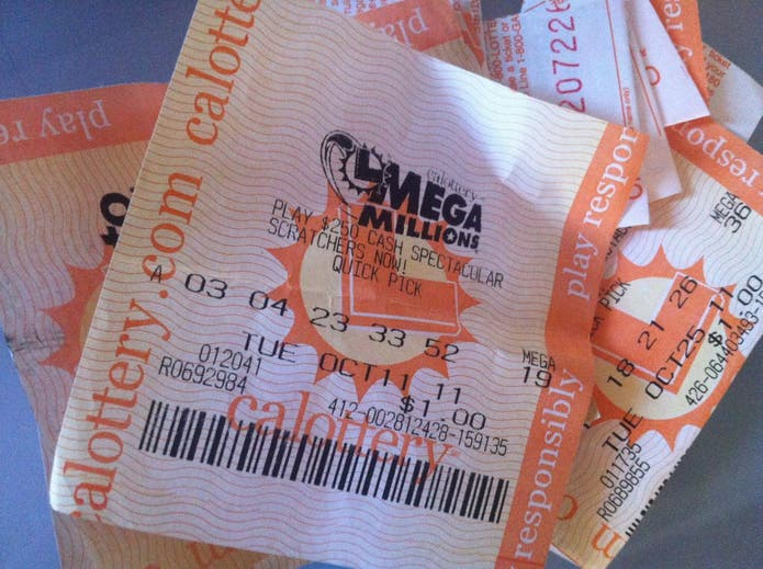 Tonight's Mega Millions Numbers Are ... | Encino, CA Patch