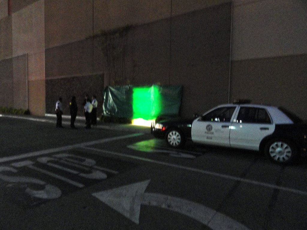 Vehicle Crashes Into Topanga Mall Target Store | Woodland Hills, CA