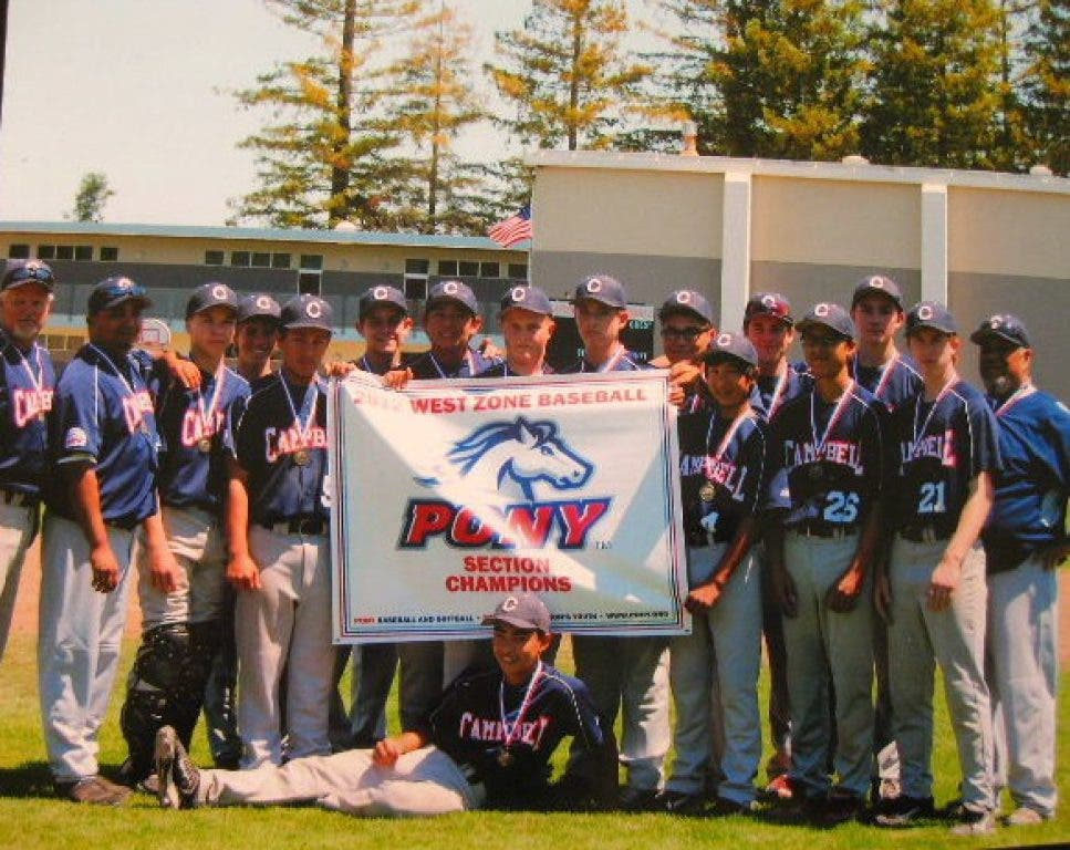 Update 13 0 Win Sends Campbell Pony All Stars To West Zone Tournament Campbell Ca Patch