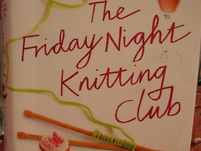 Bloomfield Public Library Book Club The Friday Night Knitting Club