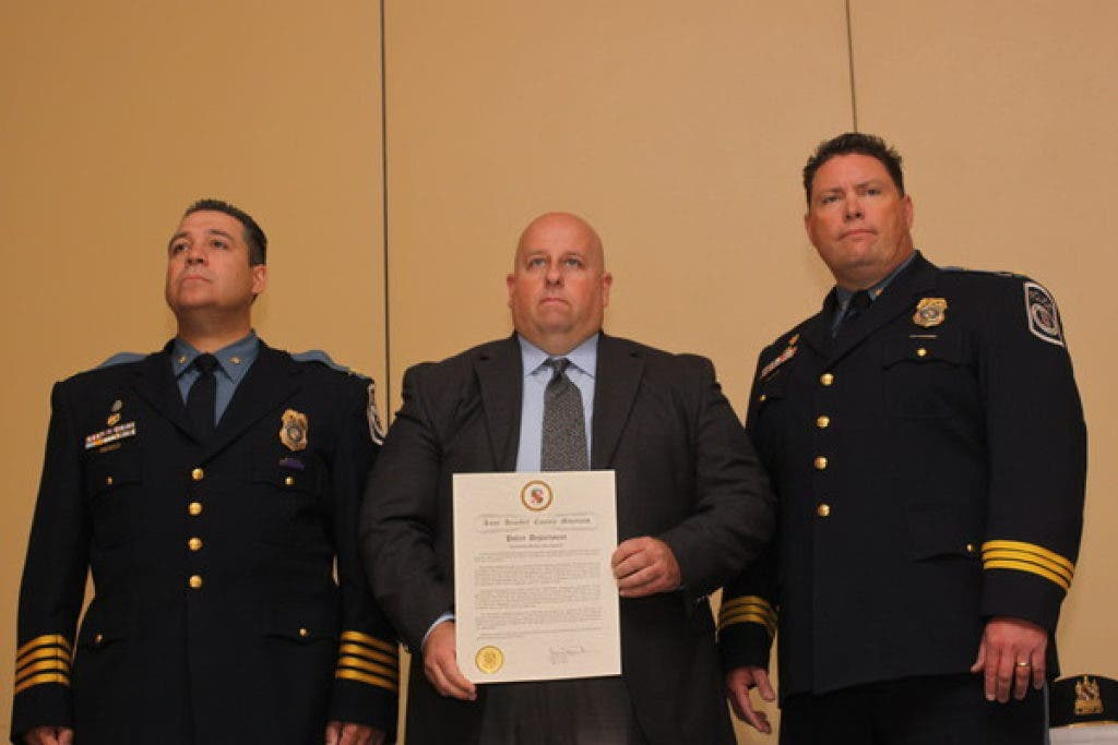 Photo Gallery: County Police Awards Recognize Officers, Civilians
