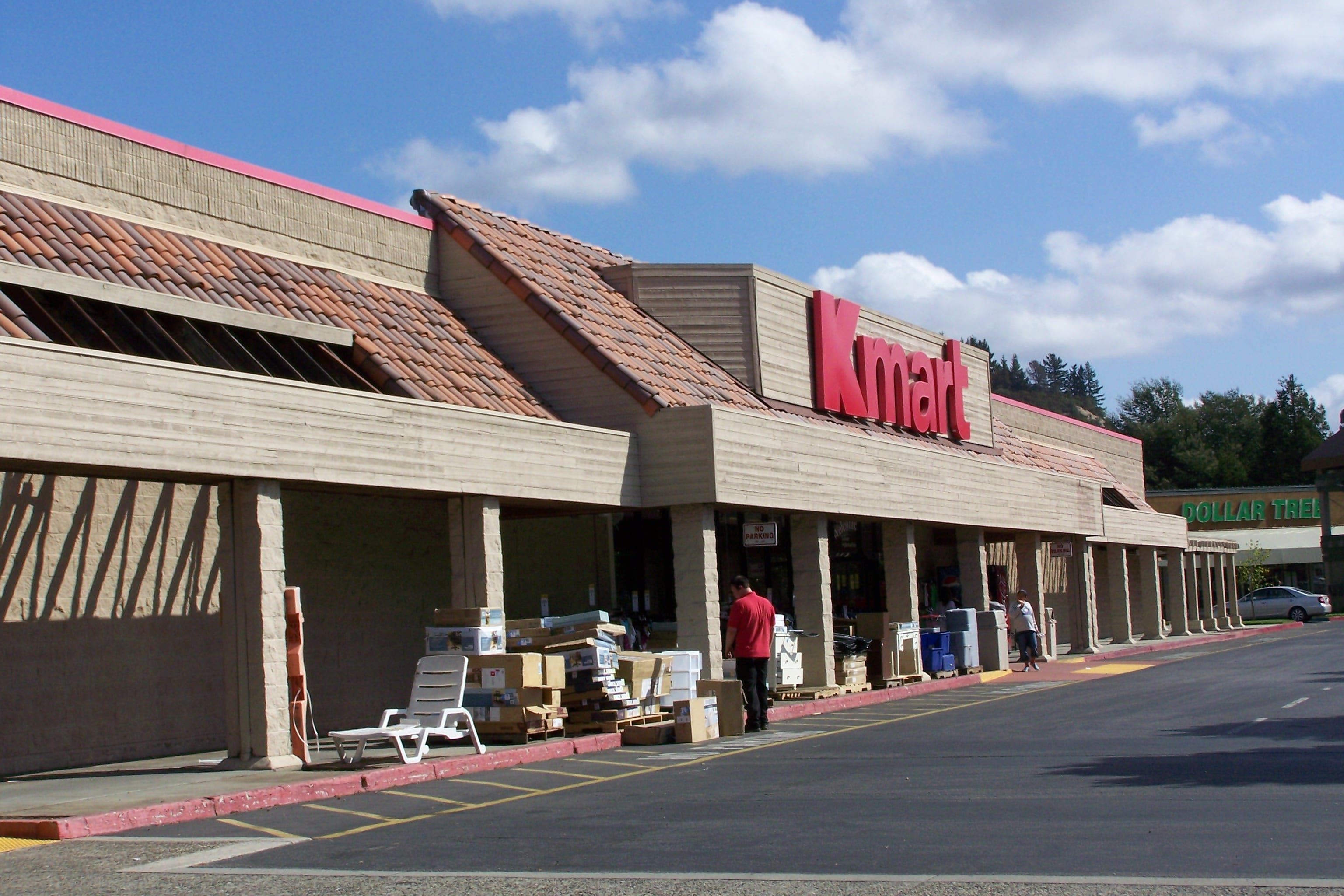 Scotts Valley Kmart Safe–For Now | Scotts Valley, CA Patch