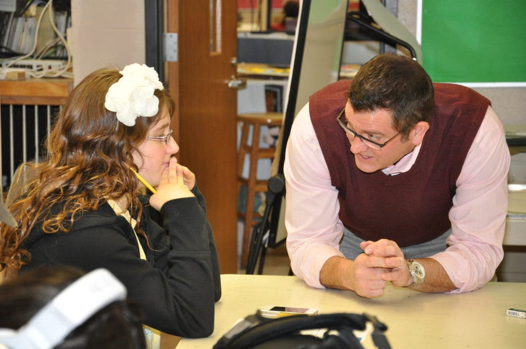Radnor High School Art Students Engage Real World Companies With