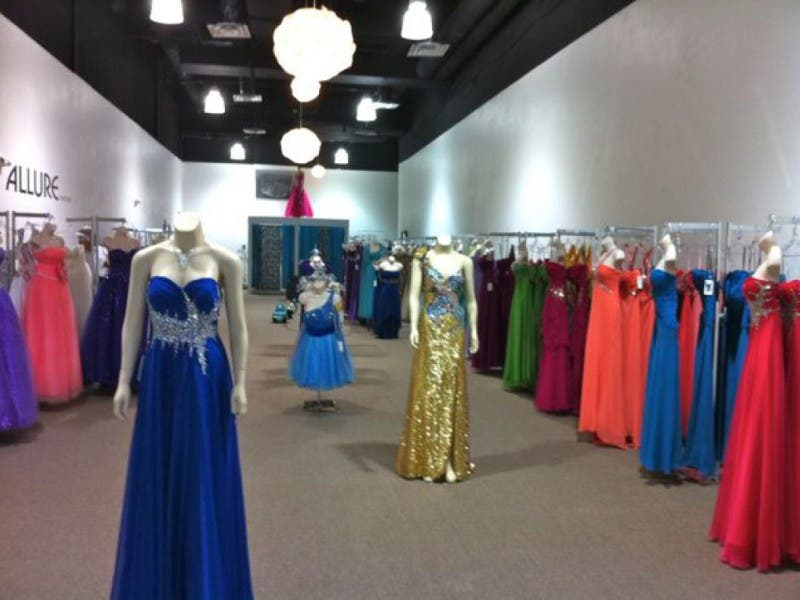 Where To Find Prom Dresses Allure Opens At Westfield Wheaton Mall