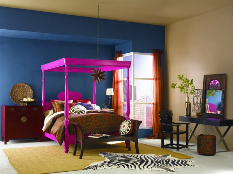 Color Your World With Wall Paint 0