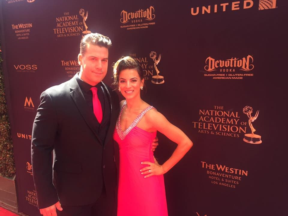 Union County Natives Enjoy Red Carpet At 43rd Annual Daytime Emmy Awards Clark Nj Patch