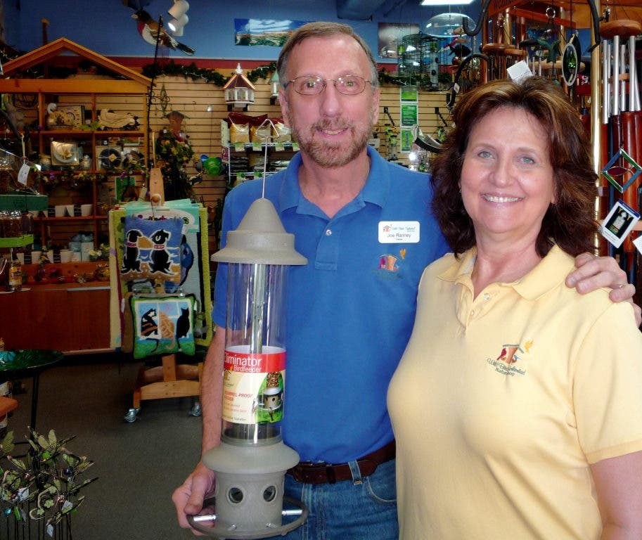 Small Business Q A Wild Birds Unlimited East Cobb Ga Patch