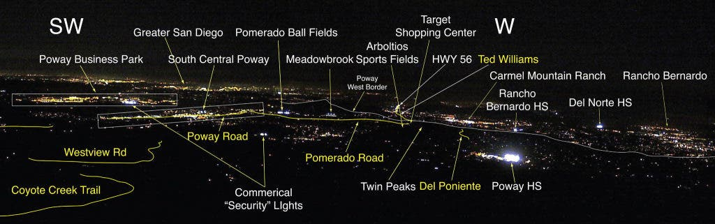 Where to Find Light Pollution and How to Eliminate it